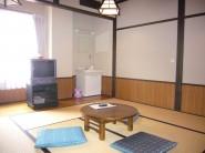 永井旅館部屋