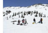 春山スキー・子持ちカツラ・開山祭