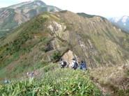 白山登山ガイド